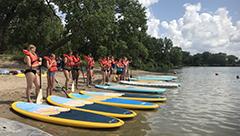girls at fitgirl camp empowerment Omaha, NE